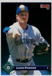 1993 Donruss 85 Lance Parrish
