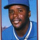 1989 Bowman #292 Curt Wilkerson