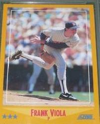 1988 Score 475 Frank Viola