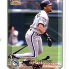 1998 Pacific Invincible Gems of the Diamond #159 Gary Sheffield