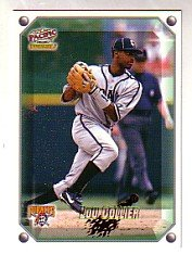 1998 Pacific Invincible Gems of the Diamond #193 Lou Collier