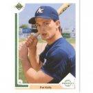 1991 Upper Deck 76 Pat Kelly RC