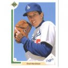 1991 Upper Deck 524 Orel Hershiser