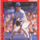 1990 Donruss 132 Mike Morgan