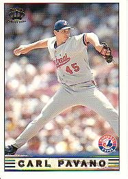 1999 Pacific Crown Collection 171 Carl  Pavano