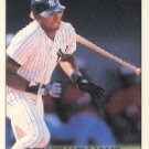 1992 Donruss 344 Bernie Williams