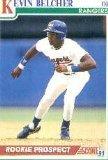 1991 Score 714 Kevin Belcher - Rookie Card (RC)