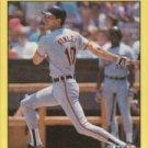 1991 Fleer 470 Steve Finley