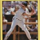 1991 Fleer 317 Wally Joyner