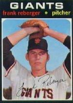1971 Topps #251 Frank Reberger
