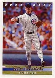1993 Upper Deck #159 Steve Buechele
