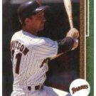 1989 Upper Deck #453 Ed Whitson