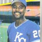 1989 Fleer #297 Frank White