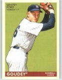2009 Upper Deck Goudey #209 Whitey Ford SP
