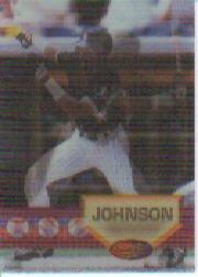 1994 Sportflics #123 Lance Johnson