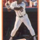 1990 Fleer 606 Shawn Holman RC