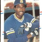 1988 Fleer 388 Harold Reynolds