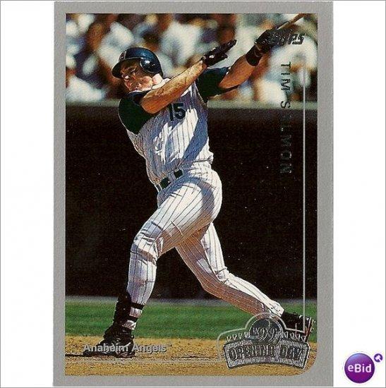 1999 Topps Opening Day #115 Tim Salmon