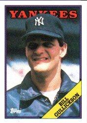 1988 Topps 711 Bill Gullickson