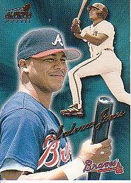 1999 Aurora #16 Andruw Jones