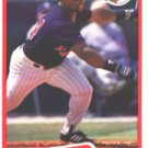 1990 Fleer 383 Kirby Puckett