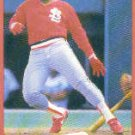1990 Fleer 257 Terry Pendleton