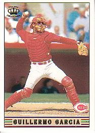 1999 Pacific Crown Collection #74 Guillermo Garcia RC