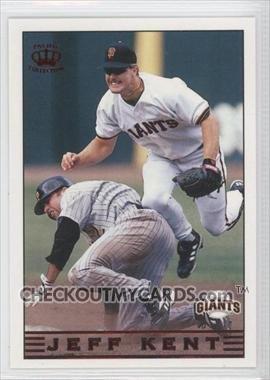1999 Pacific Crown Collection #252 Jeff Kent