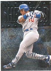 1999 Metal Universe #147 Gary Sheffield