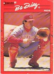 1990 Donruss #139 Bo Diaz