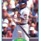 1989 Score #199 Rafael Palmeiro