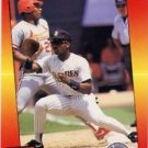 1992 Donruss Triple Play Baseball #87 Fred McGriff