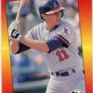 1992 Donruss Triple Play Baseball #251 Gary DiSarcina