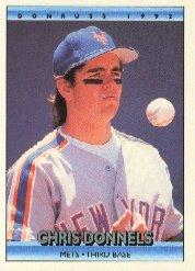 1992 Donruss #619 Chris Donnels
