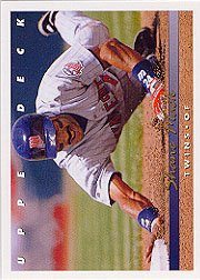 1993 Upper Deck #236 Shane Mack