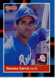 1988 Donruss 414 Damaso Garcia