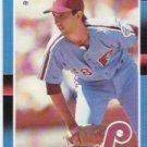1988 Donruss 555 Wally Ritchie