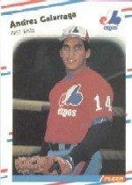1988 Fleer 184 Andres Galarraga