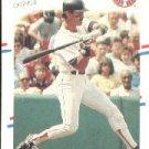 1988 Fleer 351 Dwight Evans