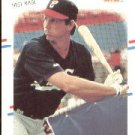 1988 Fleer 411 Greg Walker