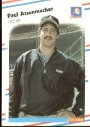 1988 Fleer 532 Paul Assenmacher