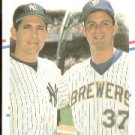 1988 Fleer 625 Dave Righetti/Dan Plesac