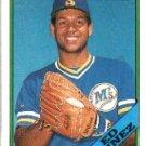 1988 Topps 258 Ed Nunez