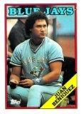 1988 Topps 541 Juan Beniquez