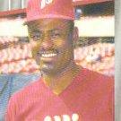 1989 Fleer 575 Ricky Jordan RC