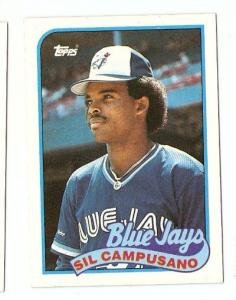 1989 Topps 191 Sil Campusano