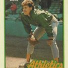 1989 Topps 328 Rick Honeycutt