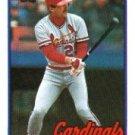 1989 Topps 463 Steve Lake