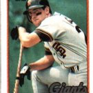 1989 Topps 660 Will Clark
