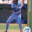 1989 Upper Deck 139 Tony Fernandez